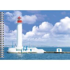 Блокнот, Воронцовский маяк 1