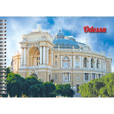Блокнот, Оперный театр 4