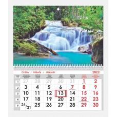 Календарь односекционный Природа 04