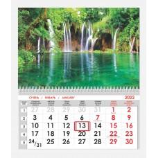 Календарь односекционный Природа 05