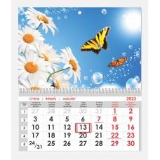 Календарь односекционный Природа 10