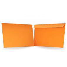 Конверт оранжевый