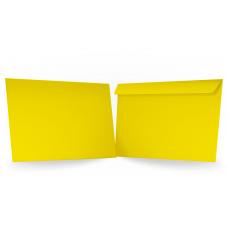 Конверт желтый