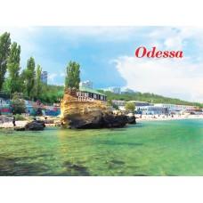 Магниты с видами Одессы. Отрада 1