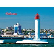 Магниты с видами Одессы. Воронцовский маяк