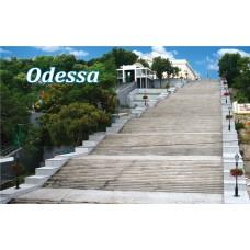 Магниты с видами Одессы, Потемкинская лестница 2 (90х55)