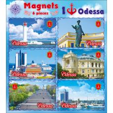 Наборы с магнитами, Одесса 2